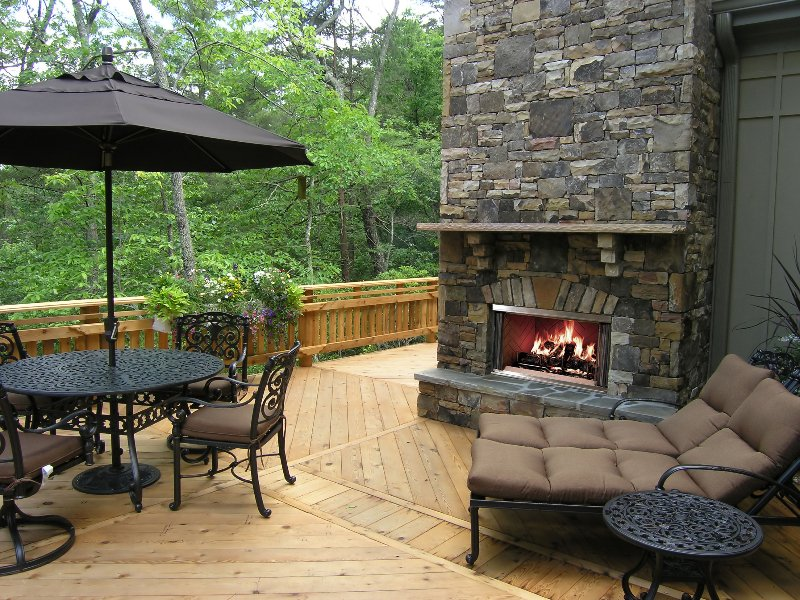 Outdoor Fireplaces Portland OR