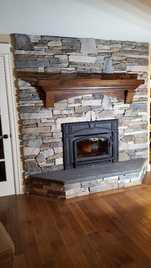 Culbertson-Quad Voyageur wood insert