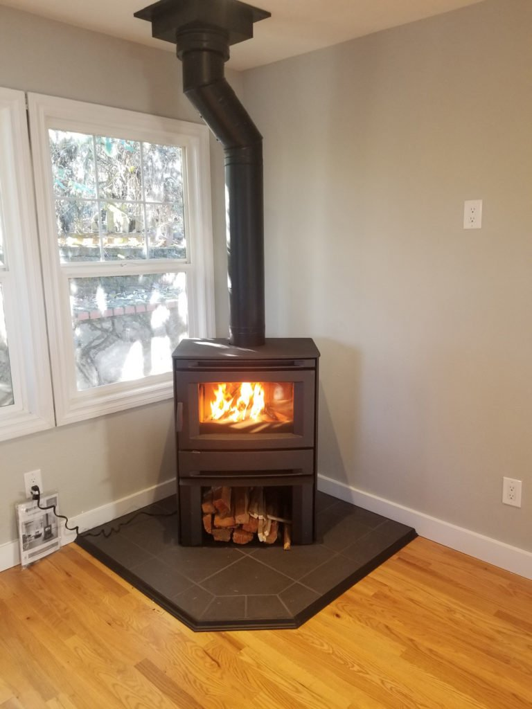 All Fuel Installation Freestanding Wood Stoves