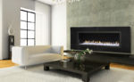 Contemporary Fireplace Picture Portland Oregon