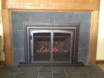 Portland OR Gas Fireplace insert Picture
