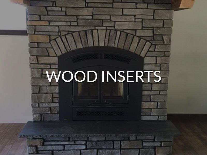 Wood Inserts