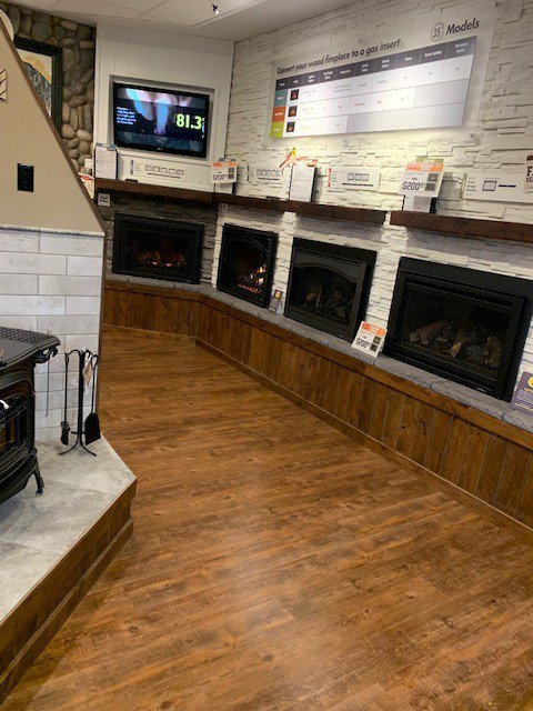 Gresham Showroom Remodel